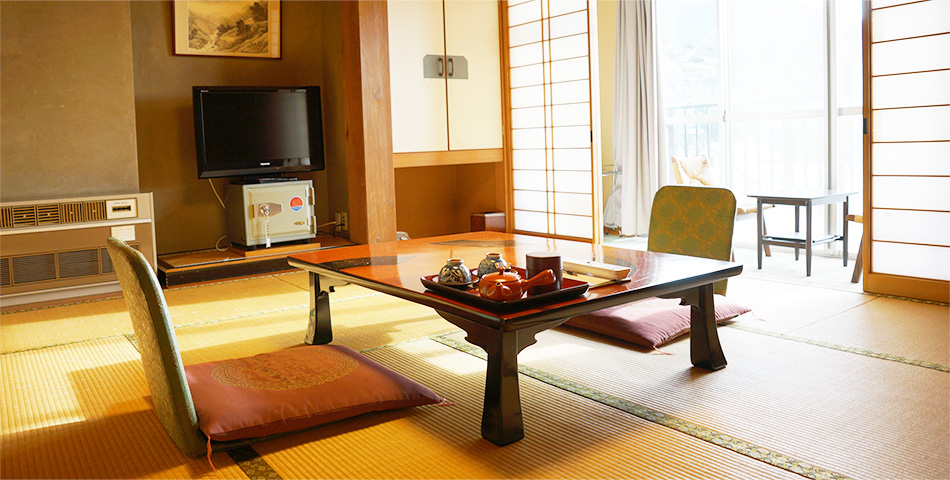 Japanese Room (10 tatami mats in size)