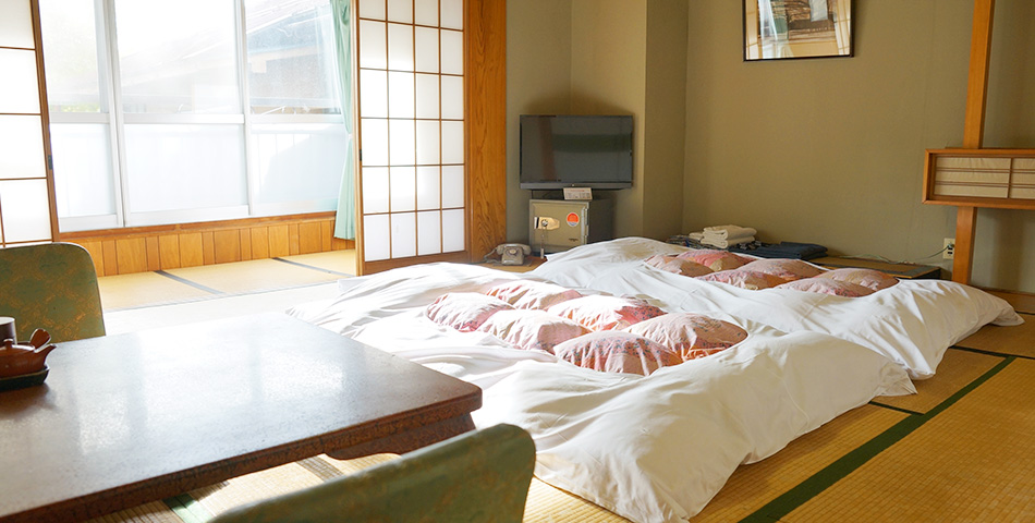 Japanese Room (8 tatami mats in size)